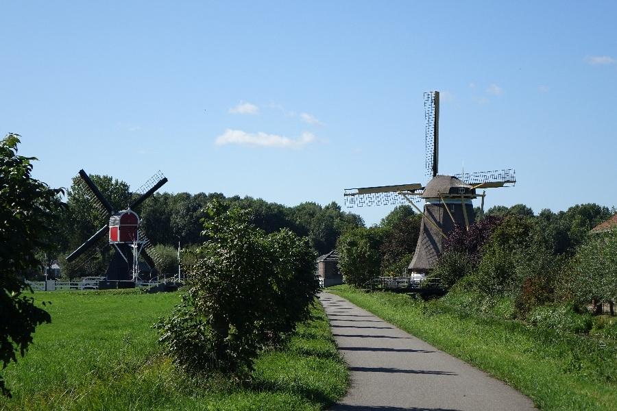 180917-01-Oud-Zuilen, de Buitenwegse en Westbroekse molen
